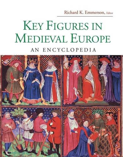 9781138011717: Key Figures in Medieval Europe: An Encyclopedia