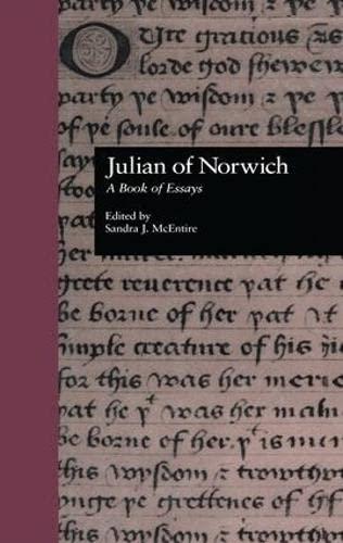 9781138012011: Julian of Norwich (Garland Medieval Casebooks)