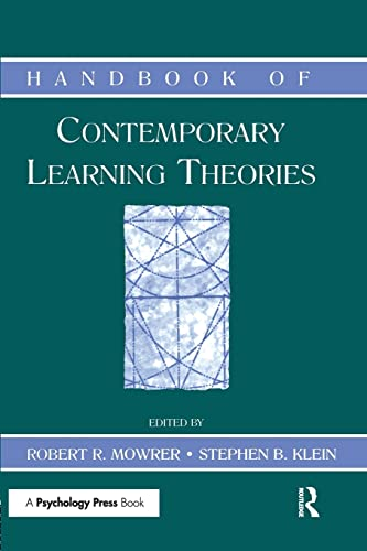 9781138012639: Handbook of Contemporary Learning Theories