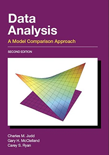 9781138012653: Data Analysis: A Model Comparison Approach, Second Edition