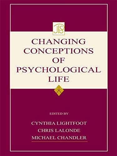 9781138012776: Changing Conceptions of Psychological Life (Jean Piaget Symposia Series)