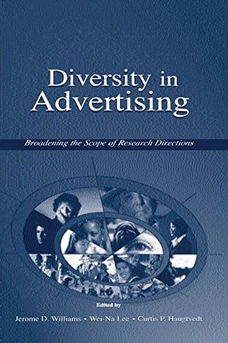 9781138012820: Diversity in Advertising: Broadening the Scope of Research Directions (Advertising and Consumer Psychology)