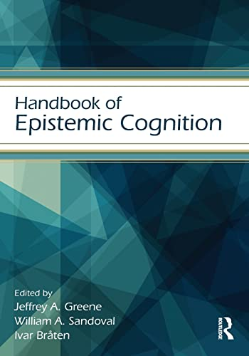 9781138013421: Handbook of Epistemic Cognition (Educational Psychology Handbook)