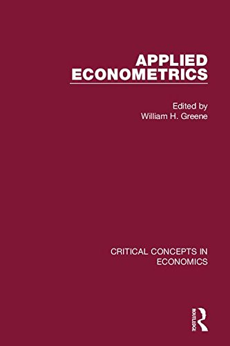 9781138014442: Applied Econometrics