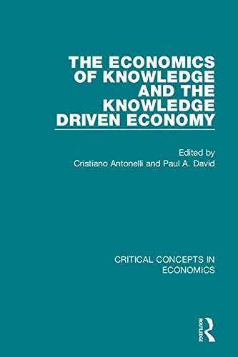 9781138014732: The Economics of Knowledge and.. (Critical Concepts in Economics)