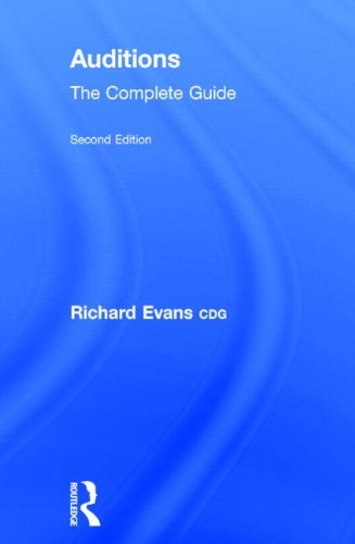9781138015159: Auditions: The Complete Guide
