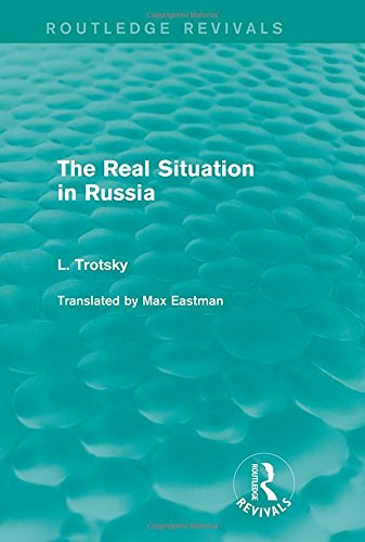 9781138015241: The Real Situation in Russia (Routledge Revivals)