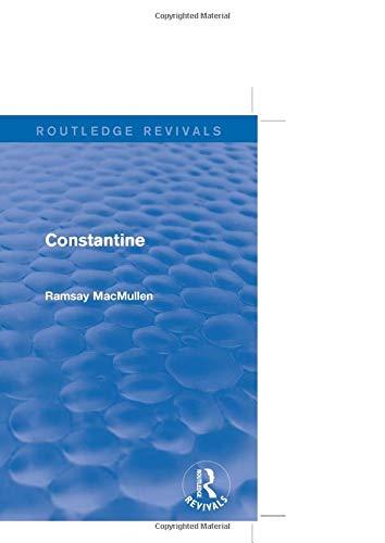 9781138015371: Constantine (Routledge Revivals)