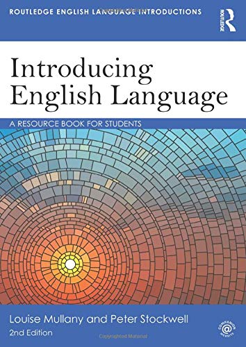 9781138016194: Introducing English Language: A Resource Book for Students