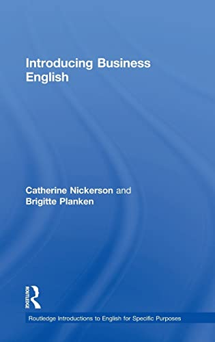 9781138016279: Introducing Business English (Routledge Introductions to English for Specific Purposes)
