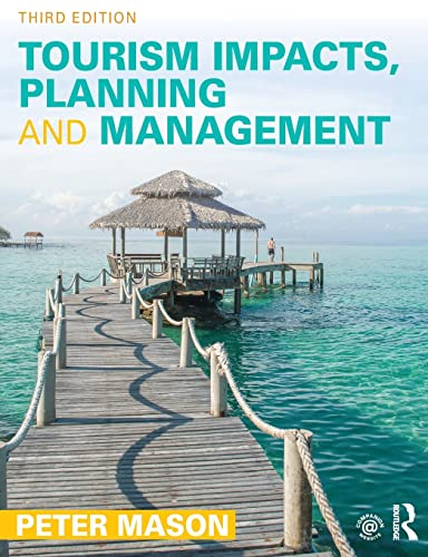9781138016293: Tourism Impacts, Planning and Management