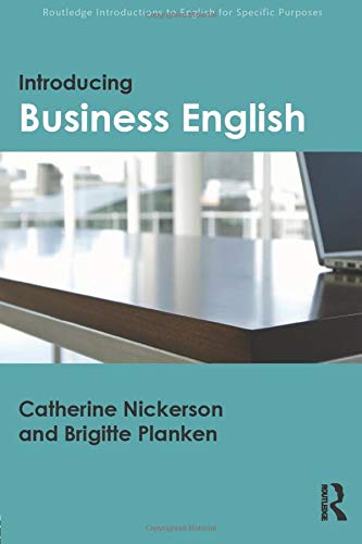 9781138016316: Introducing Business English (Routledge Introductions to English for Specific Purposes)