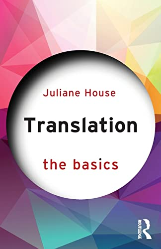 9781138016415: Translation: The Basics