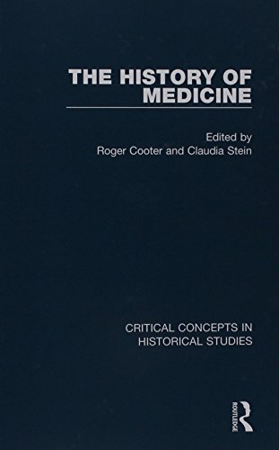 9781138017184: The History of Medicine (Critical Concepts in Historical Studies)