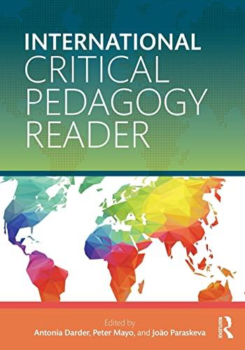 9781138017894: International Critical Pedagogy Reader