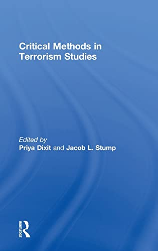 9781138018716: Critical Methods in Terrorism Studies