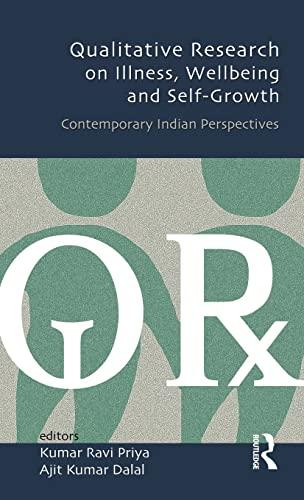 Qualitative Research on Well-Being and Self Growth: Kumar Ravi Priya