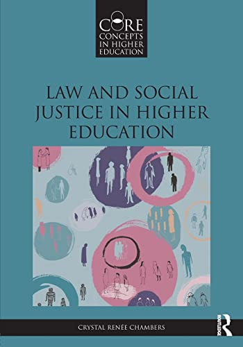 9781138021174: Law and Social Justice in Higher Education (Core Concepts in Higher Education)