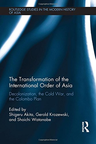 The Transformation of the International Order of: Shigeru Akita (editor),