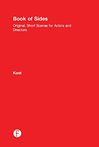 9781138022256: Book of Sides: Original, One-Page Scenes for Actors and Directors