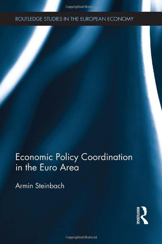 Economic Policy Coordination in the Euro Area.