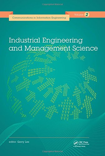 Industrial Engineering and Management Science: Proceedings of