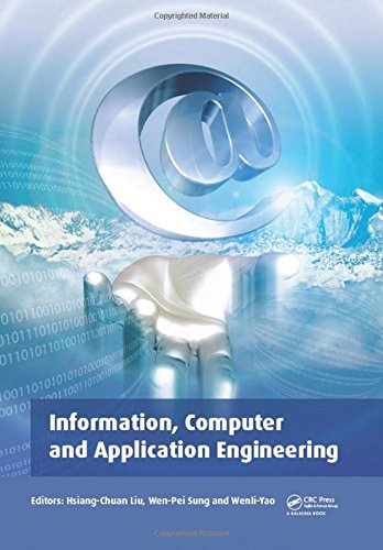 Information, Computer and Application Engineering (Hardcover)
