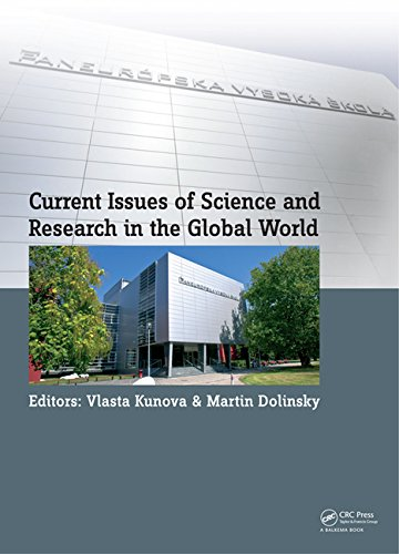 Current Issues of Science and Research in the Global World: Proceedings of the International ...