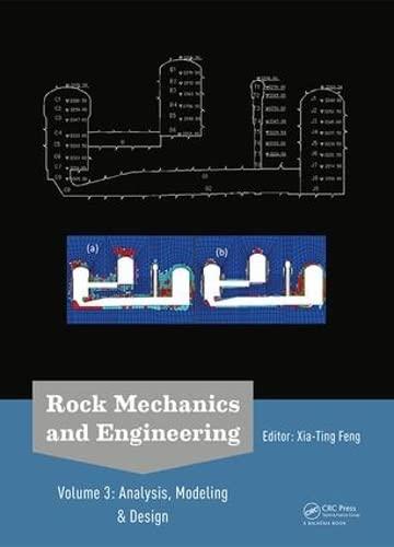 9781138027619: Rock Mechanics and Engineering Volume 3: Analysis, Modeling & Design