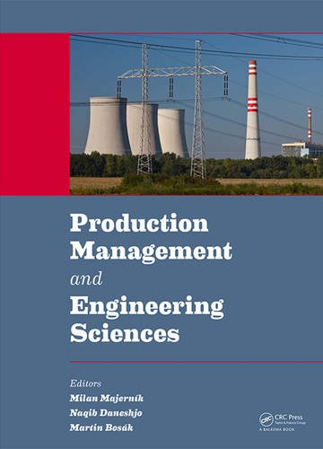 Production Management and Engineering Sciences (Hardcover)