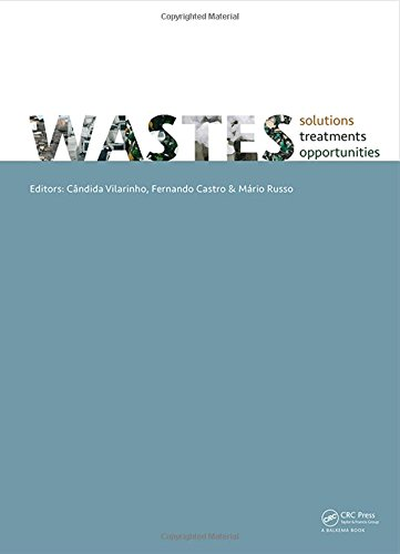 WASTES 2015 - Solutions, Treatments and Opportunities: Selected papers from the 3rd Edition of the ...