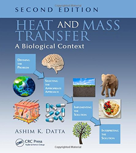 9781138033603: Heat and Mass Transfer: A Biological Context, Second Edition
