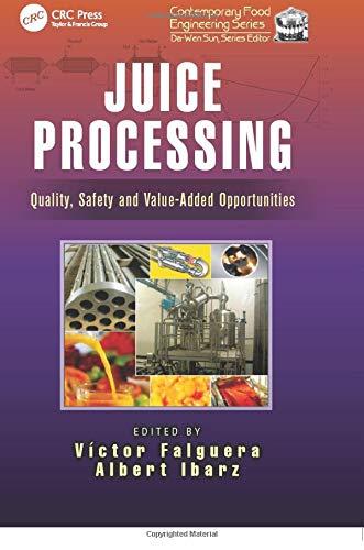 Juice Processing: Victor Falguera (editor),