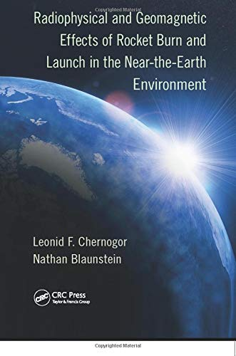 9781138033849: Radiophysical and Geomagnetic Effects of Rocket Burn and Launch in the Near-the-Earth Environment