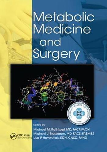9781138033887: Metabolic Medicine and Surgery