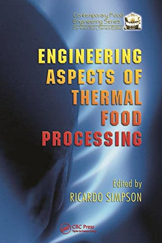 9781138034365: Engineering Aspects Of Thermal Food Processing