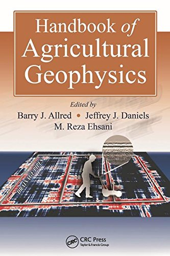 HANDBOOK OF AGRICULTURAL GEOPHYSICS (ORIGINAL PRICE £: Barry Allred, Jeffrey