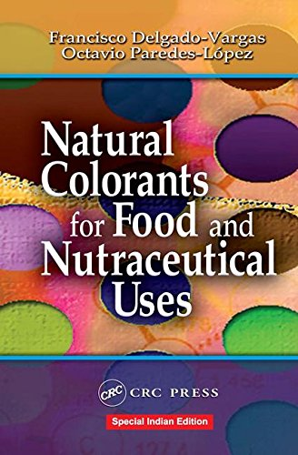 9781138034808: Natural Colorants For Food And Nutraceutical Uses