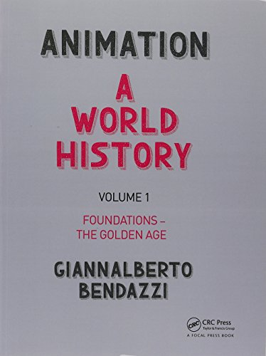 9781138035348: Animation: A World History: The Complete Set