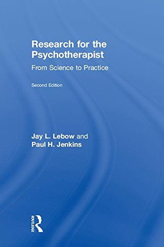Research for the Psychotherapist: From Science to: Jay L. Lebow,