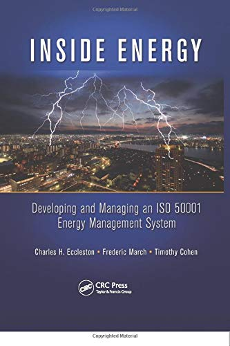 9781138071834: Inside Energy: Developing and Managing an ISO 50001 Energy Management System