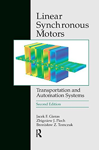 Linear Synchronous Motors: Transportation And Automation Systems,