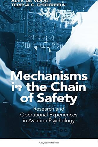 Mechanisms in the Chain of Safety: Research: D'OLIVEIRA, TERESA C.