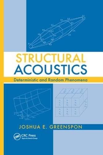 9781138075627: Structural Acoustics: Deterministic and Random Phenomena