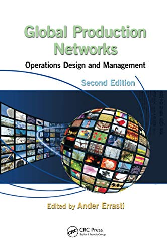 GLOBAL PRODUCTION NETWORKS 2E: Ander Errasti
