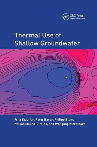 9781138077850: Thermal Use of Shallow Groundwater