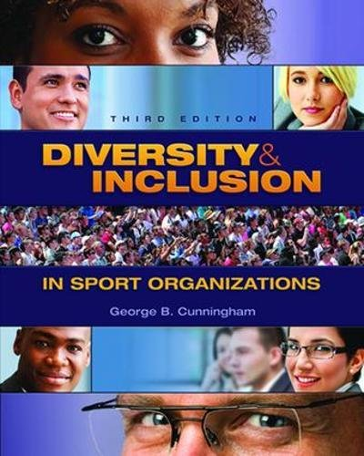 9781138078345: Diversity and Inclusion in Sport Organizations