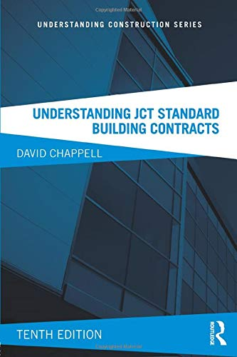 9781138082755: Understanding JCT Standard Building Contracts (Understanding Construction)