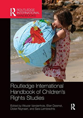9781138084490: Routledge International Handbook of Children's Rights Studies