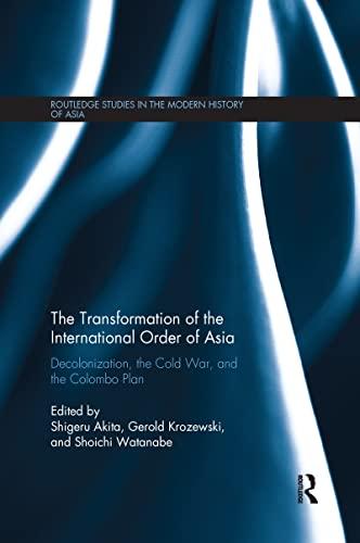 The Transformation of the International Order of: AKITA, SHIGERU; KROZEWSKI,